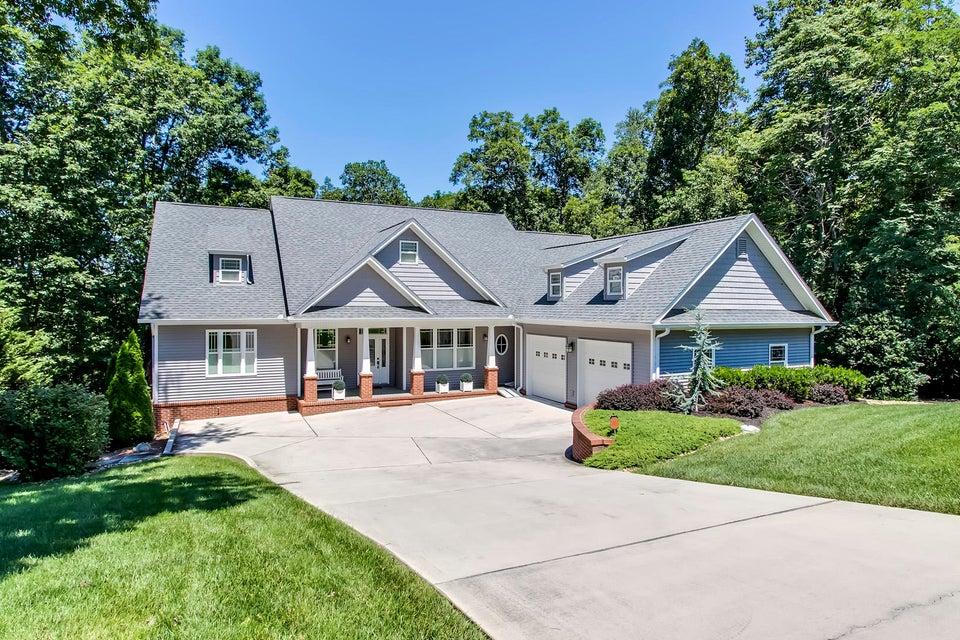 Частный односемейный дом для того Продажа на 185 Amohi Way 185 Amohi Way Loudon, Теннесси 37774 Соединенные Штаты