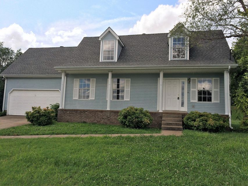Single Family Home for Sale at 123 Hidden Forest Lane La Vergne, Tennessee 37086 United States