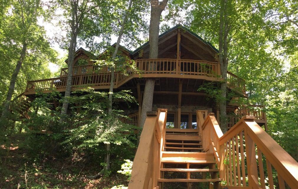 Maison unifamiliale pour l Vente à 360 Islandview Point 360 Islandview Point Sharps Chapel, Tennessee 37866 États-Unis