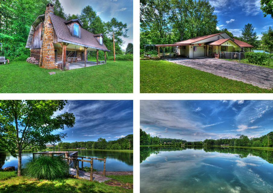 Single Family Home for Sale at 980 Old Jamestown Road Helenwood, Tennessee 37755 United States