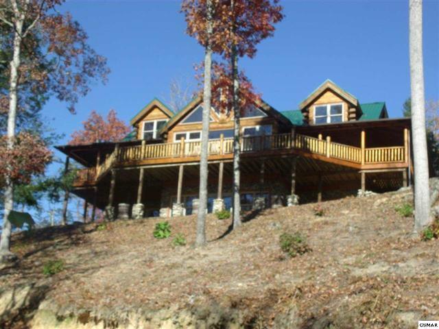 Частный односемейный дом для того Продажа на 563 Kaylee Road 563 Kaylee Road Del Rio, Теннесси 37727 Соединенные Штаты