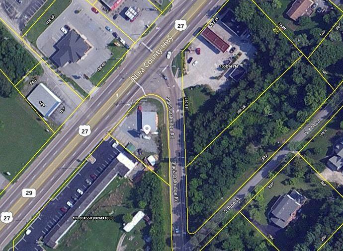 Terrain pour l Vente à 4002 Rhea County Hwy 4002 Rhea County Hwy Dayton, Tennessee 37321 États-Unis