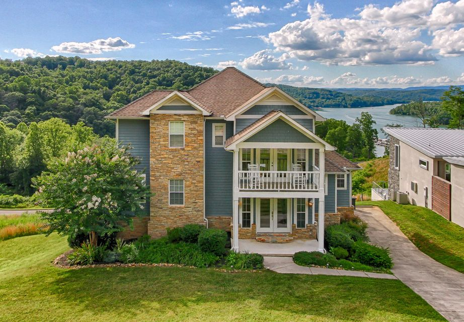 Single Family Home for Sale at 121 Anchor Drive 121 Anchor Drive Andersonville, Tennessee 37705 United States