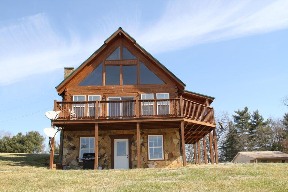 Частный односемейный дом для того Продажа на 154 Bridgeview Drive 154 Bridgeview Drive Bean Station, Теннесси 37708 Соединенные Штаты