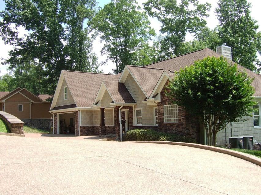 Maison unifamiliale pour l Vente à 741 Marble Point Way New Tazewell, Tennessee 37825 États-Unis