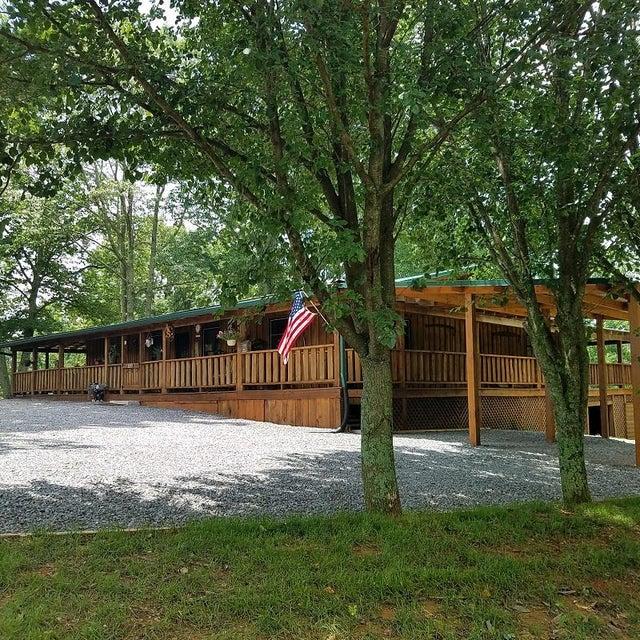 Maison unifamiliale pour l Vente à 2316 Highway 92 2316 Highway 92 Rutledge, Tennessee 37861 États-Unis