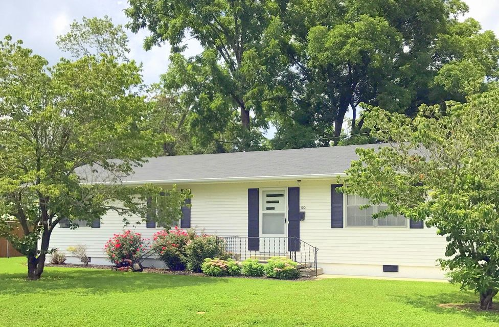 Single Family Home for Sale at 100 Cedar Street 100 Cedar Street Madisonville, Tennessee 37354 United States