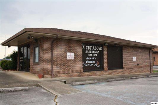 Commercial pour l Vente à 755 Cosby Highway Newport, Tennessee 37821 États-Unis