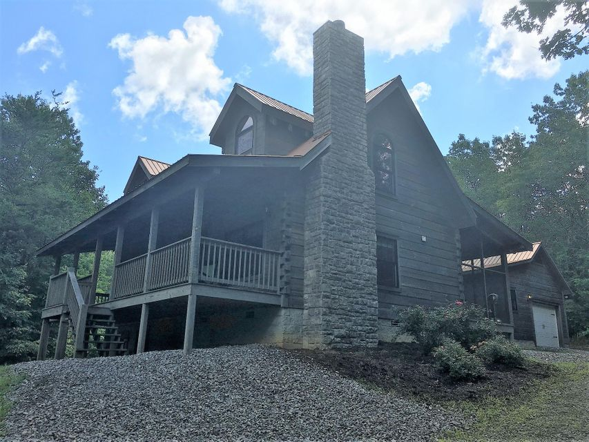 Single Family Home for Sale at 480 Big Piney Loop Wilder, Tennessee 38589 United States