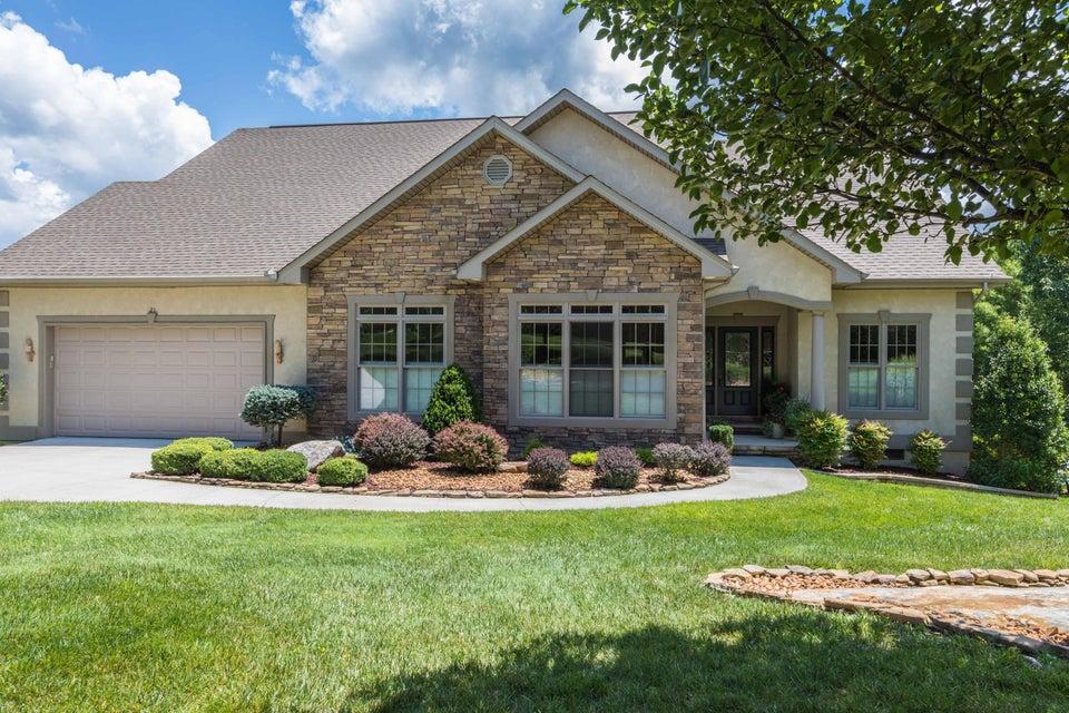 Maison unifamiliale pour l Vente à 21 Mariners Court 21 Mariners Court Fairfield Glade, Tennessee 38558 États-Unis