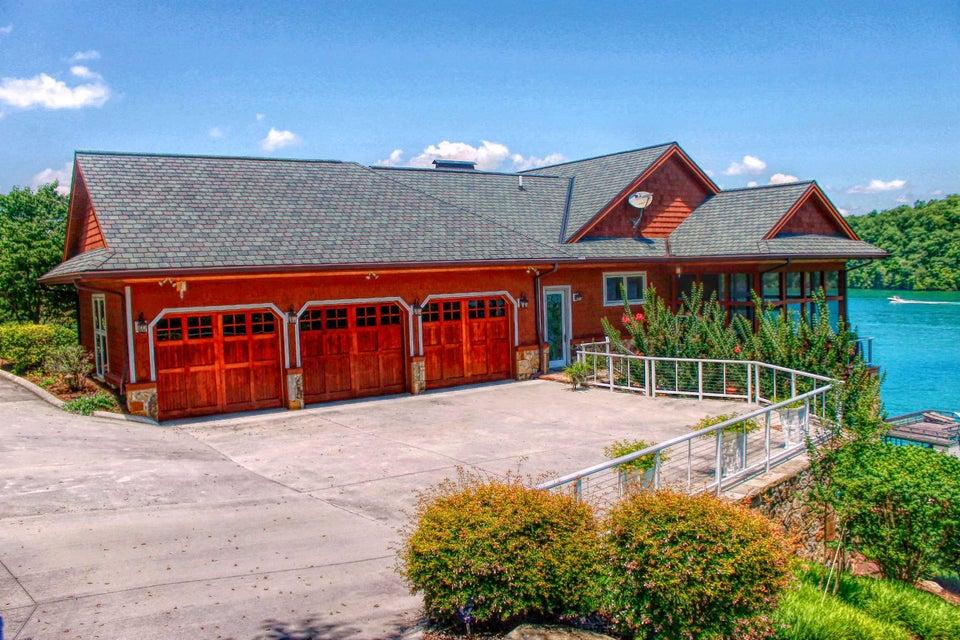 独户住宅 为 销售 在 609 Crown Pointe Road 拉弗莱特, 田纳西州 37766 美国