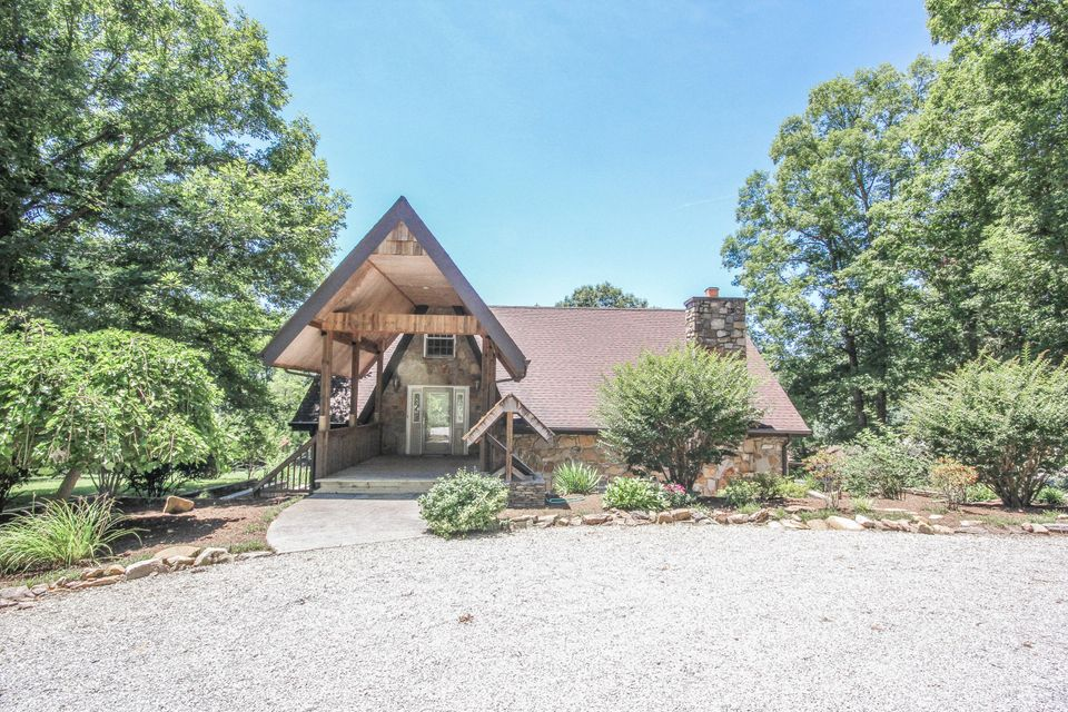 独户住宅 为 销售 在 528 Patterson Road Walland, 田纳西州 37886 美国