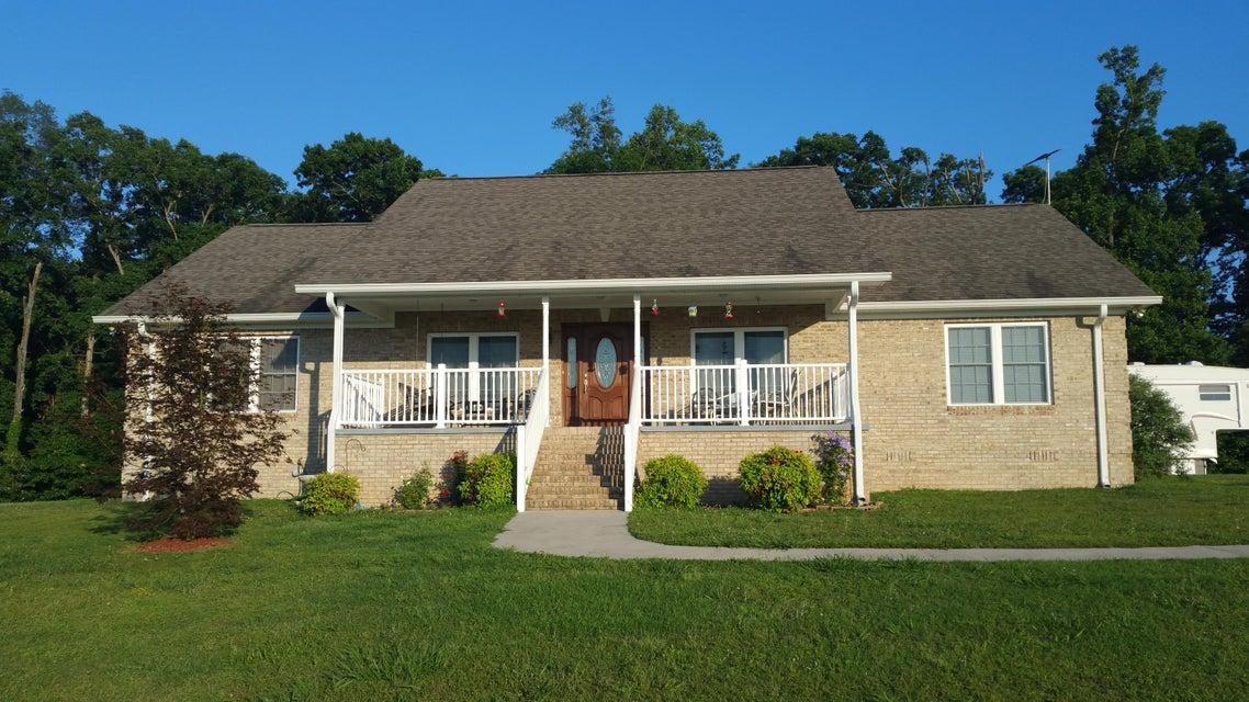 Maison unifamiliale pour l Vente à 2520 Hwy 411 Englewood, Tennessee 37329 États-Unis