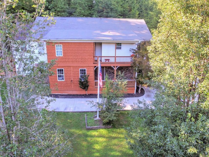独户住宅 为 销售 在 114 Deer Trail Lane Lake City, 田纳西州 37769 美国