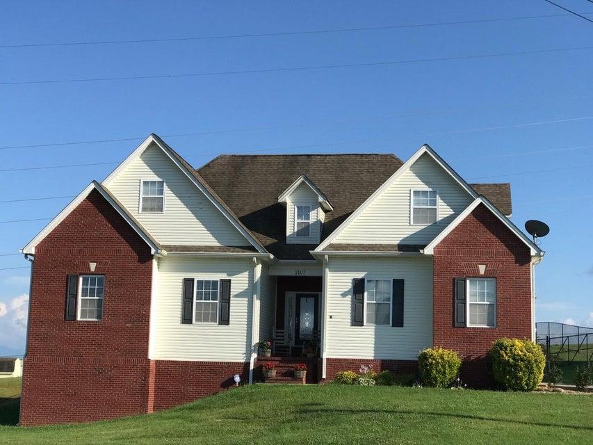 Casa Unifamiliar por un Venta en 2107 Strawberry Drive New Market, Tennessee 37820 Estados Unidos