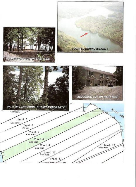 Lot 8 Parsons Shores: