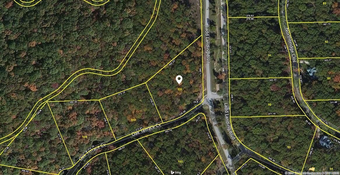 Земля для того Продажа на Oak Terrace Cove Oak Terrace Cove Kingston, Теннесси 37763 Соединенные Штаты