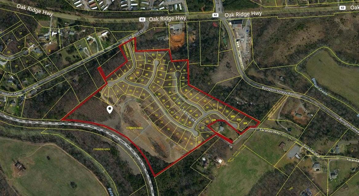 Terreno por un Venta en Terra Vista Way Terra Vista Way Knoxville, Tennessee 37931 Estados Unidos