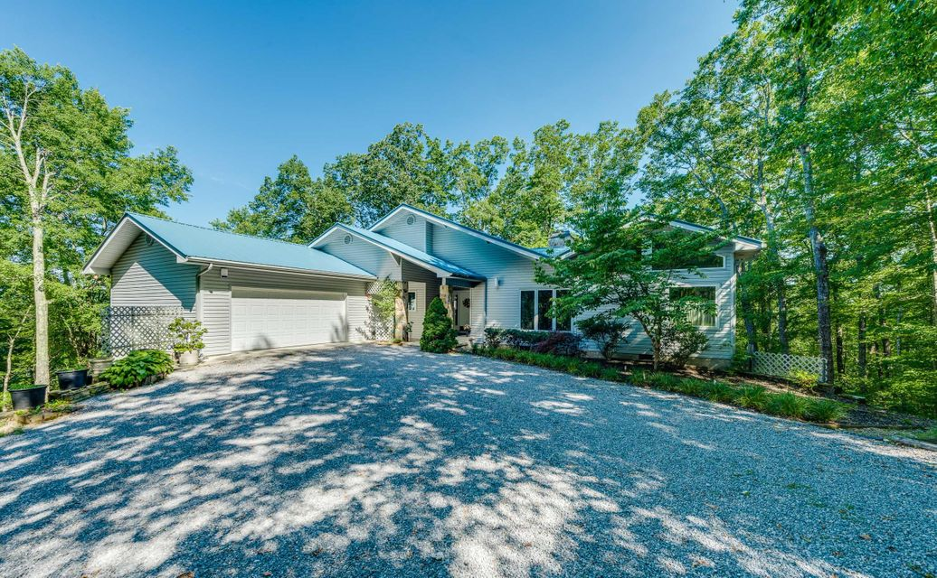 Single Family Home for Sale at 608 Cumberland Cove Road Monterey, Tennessee 38574 United States