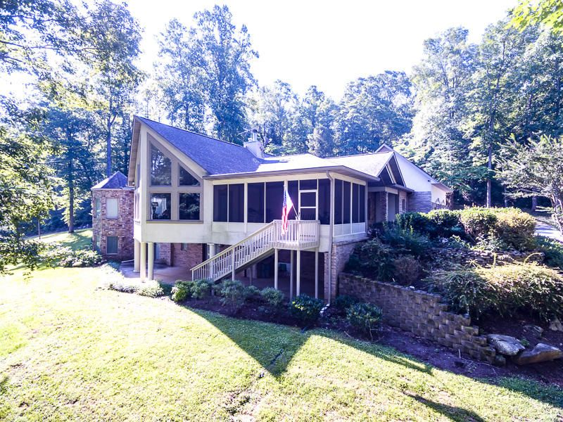 Single Family Home for Sale at 395 Lakeview Lane Andersonville, Tennessee 37705 United States