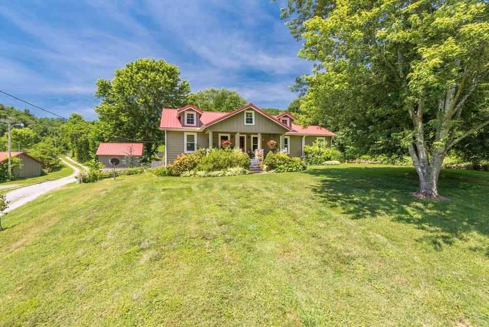 Single Family Home for Sale at 601 Big Hill Road 601 Big Hill Road Mooresburg, Tennessee 37811 United States