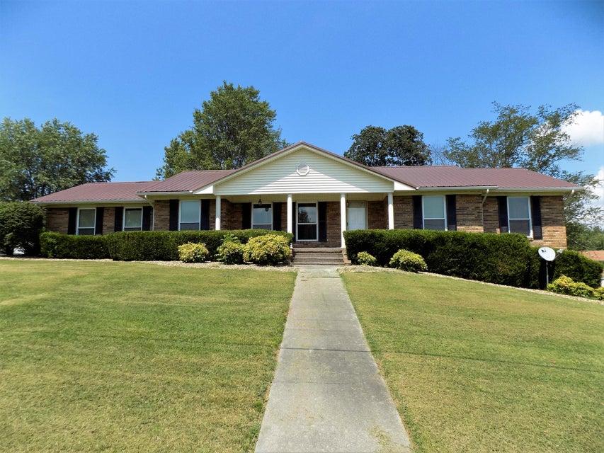 Maison unifamiliale pour l Vente à 566 Shaver Drive Talbott, Tennessee 37877 États-Unis