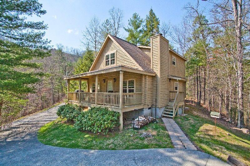 Casa Unifamiliar por un Venta en 522 Nathans Nook Road 522 Nathans Nook Road Townsend, Tennessee 37882 Estados Unidos