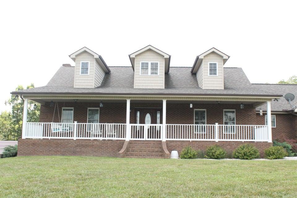 Частный односемейный дом для того Продажа на 363 Rowe Road Tazewell, Теннесси 37879 Соединенные Штаты
