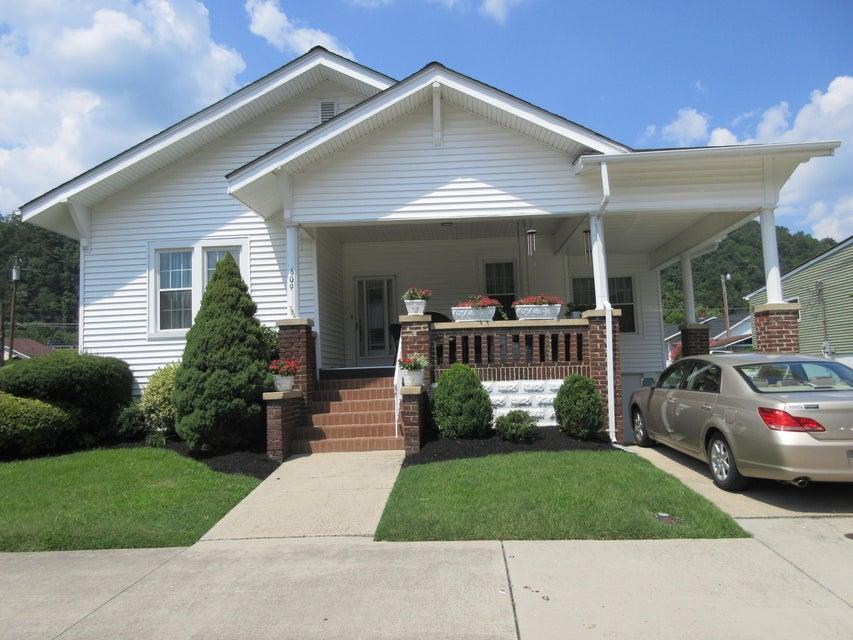 Casa Unifamiliar por un Venta en 609 Kentucky Avenue Pineville, Kentucky 40977 Estados Unidos