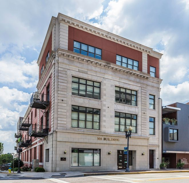 Condominium for Sale at 300 S Gay Street 300 S Gay Street Knoxville, Tennessee 37902 United States