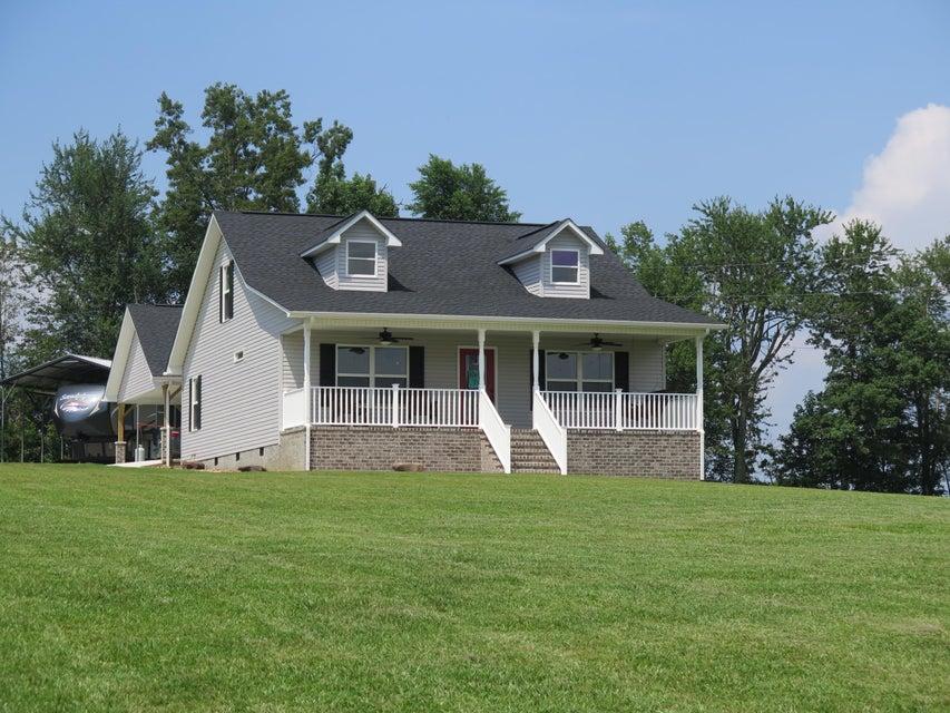 Частный односемейный дом для того Продажа на 1039 Pine Ridge Lane 1039 Pine Ridge Lane Clarkrange, Теннесси 38553 Соединенные Штаты