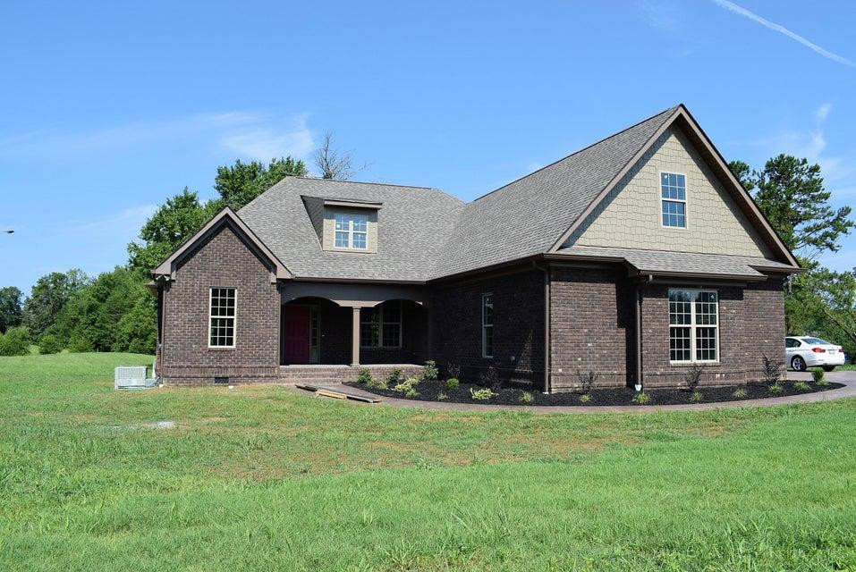 Частный односемейный дом для того Продажа на 492 Co Rd 550, Lot 10 Englewood, Теннесси 37329 Соединенные Штаты