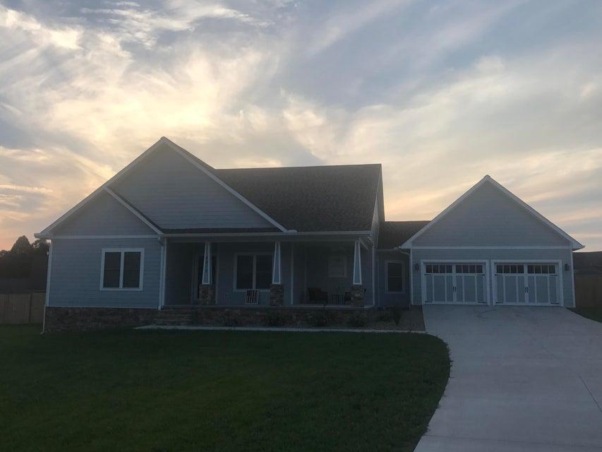Maison unifamiliale pour l Vente à 4812 Catherine Court Baxter, Tennessee 38544 États-Unis