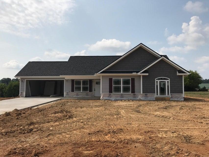Maison unifamiliale pour l Vente à 6596 Lainey Jane Court Whitesburg, Tennessee 37891 États-Unis