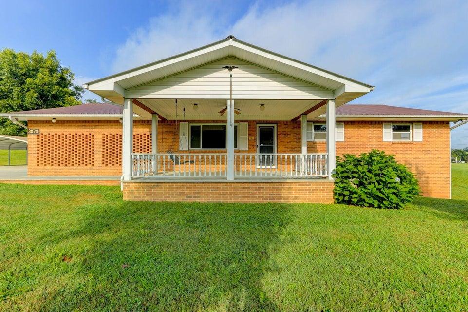 Частный односемейный дом для того Продажа на 3079 Oakland Road Philadelphia, Теннесси 37846 Соединенные Штаты
