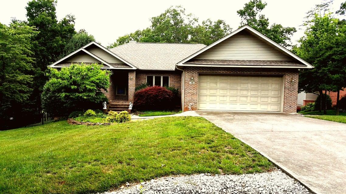 Частный односемейный дом для того Продажа на 206 Oohleeno Lane Loudon, Теннесси 37774 Соединенные Штаты