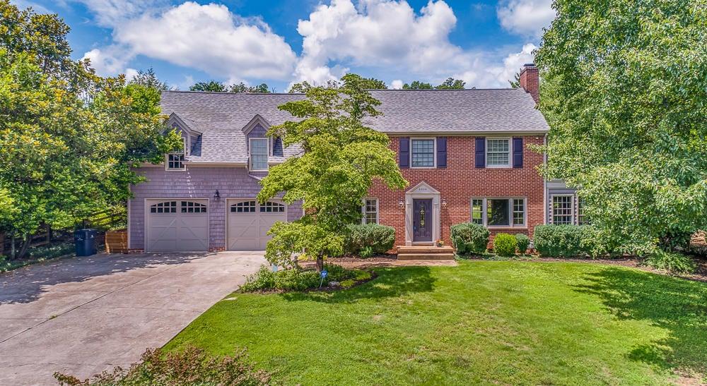 Casa Unifamiliar por un Venta en 6509 Sherwood Drive 6509 Sherwood Drive Knoxville, Tennessee 37919 Estados Unidos