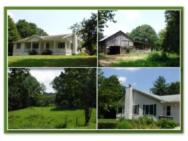 Single Family Home for Sale at 117 Robbins Lane Hilham, Tennessee 38568 United States