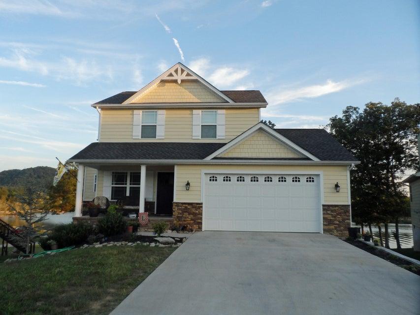 Maison unifamiliale pour l Vente à 131 Twilight Blvd 131 Twilight Blvd Sharps Chapel, Tennessee 37866 États-Unis