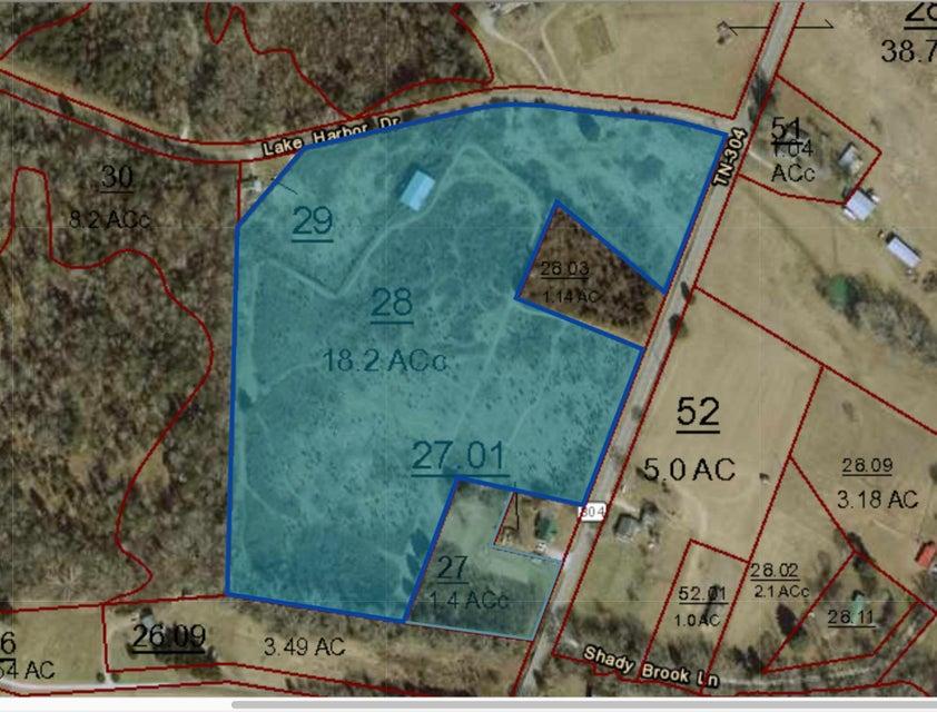 Земля для того Продажа на Lake Harbor Road Lake Harbor Road Kingston, Теннесси 37763 Соединенные Штаты