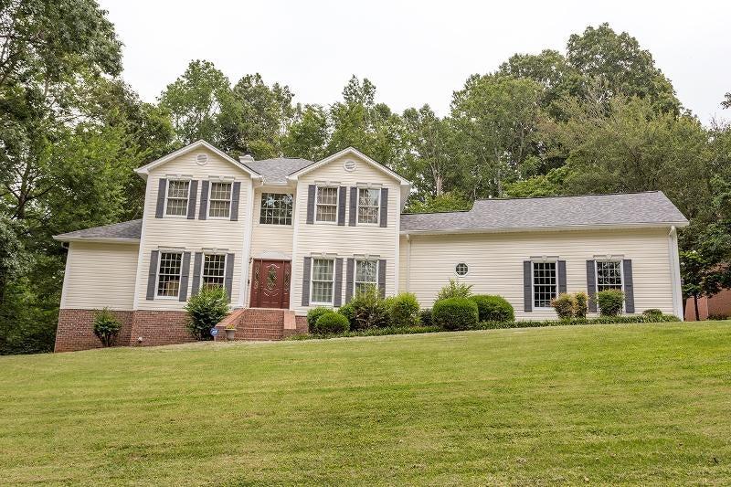 Maison unifamiliale pour l Vente à 1806 Wood Creek Circle Athens, Tennessee 37303 États-Unis