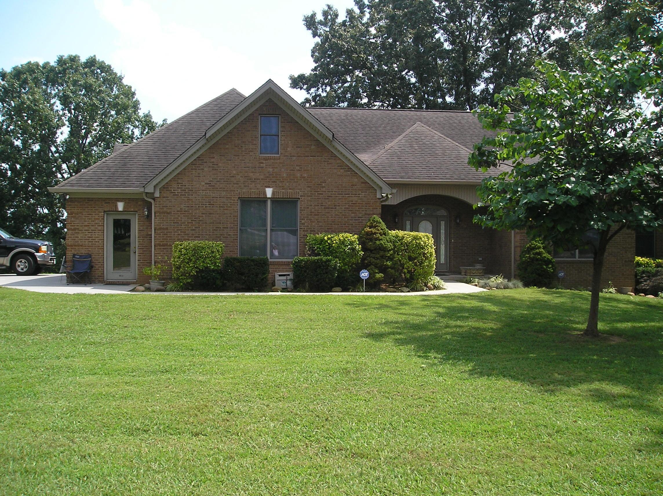 Maison unifamiliale pour l Vente à 109 County Road 1120 Athens, Tennessee 37303 États-Unis