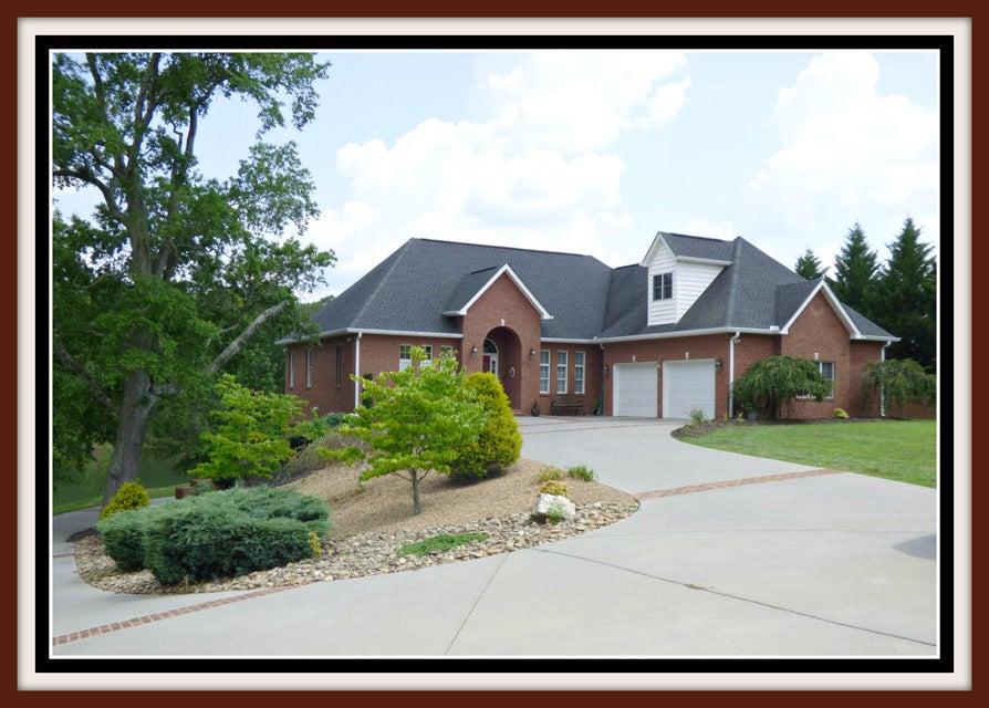 Casa Unifamiliar por un Venta en 352 Back Nine Drive Baneberry, Tennessee 37890 Estados Unidos