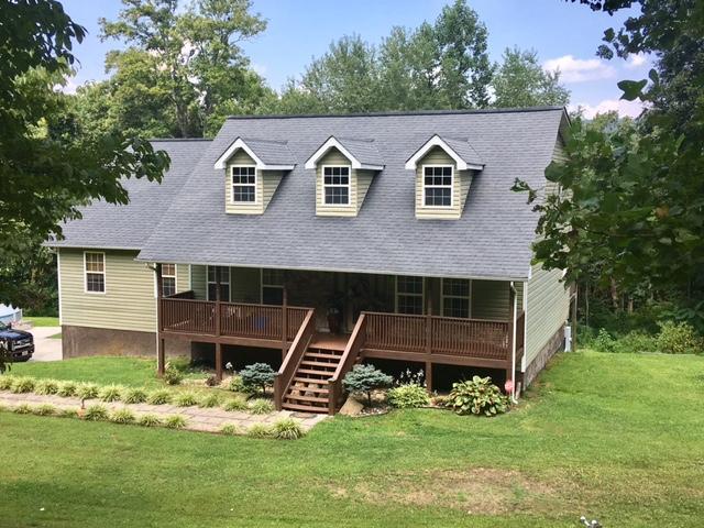 Частный односемейный дом для того Продажа на 284 Miles Lane 284 Miles Lane Cumberland Gap, Теннесси 37724 Соединенные Штаты