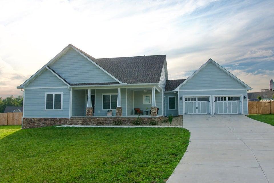 Casa Unifamiliar por un Venta en 4812 Catherine Court 4812 Catherine Court Baxter, Tennessee 38544 Estados Unidos