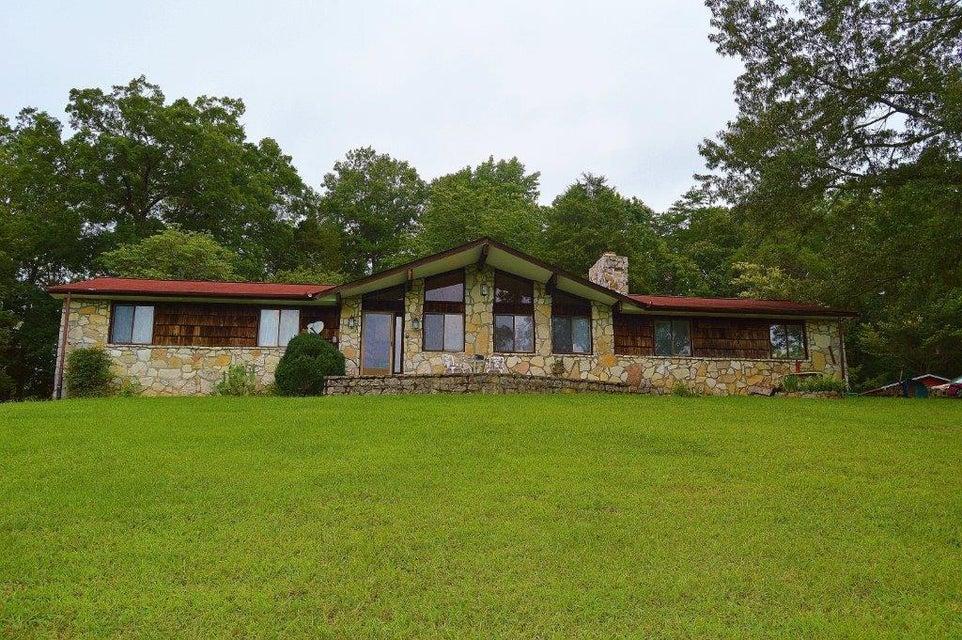 Maison unifamiliale pour l Vente à 133 Back Road 133 Back Road Sharps Chapel, Tennessee 37866 États-Unis