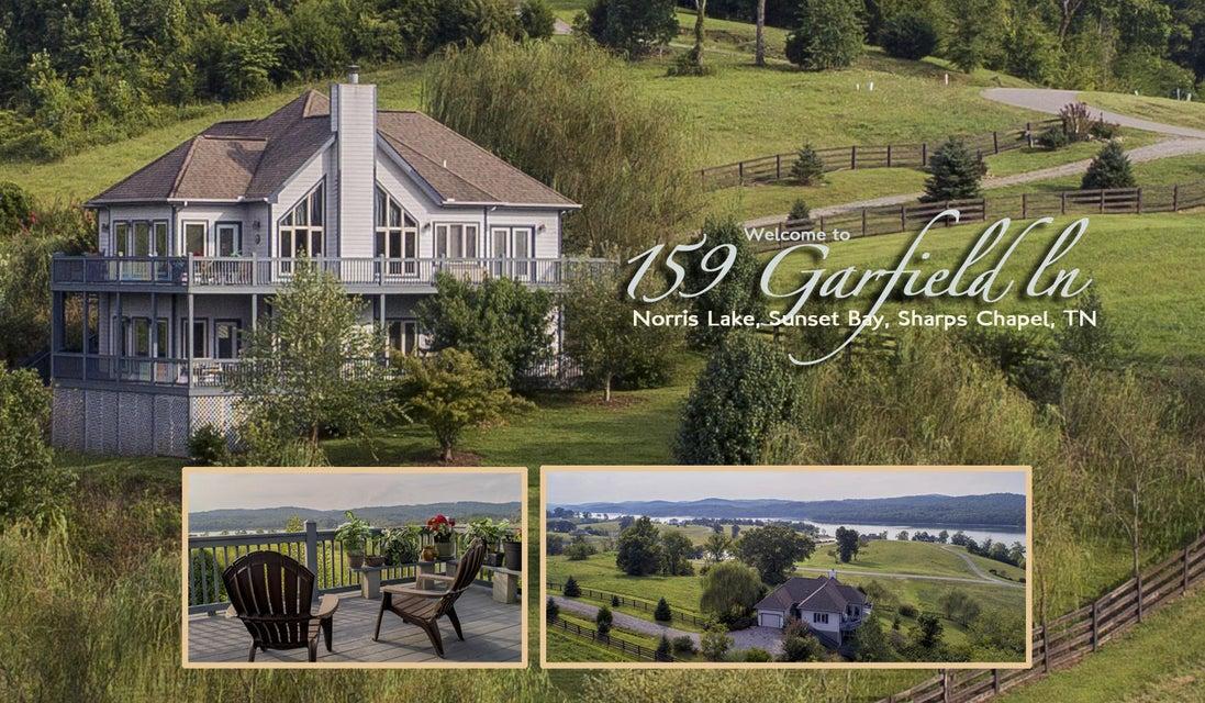Maison unifamiliale pour l Vente à 159 Garfield Lane 159 Garfield Lane Sharps Chapel, Tennessee 37866 États-Unis