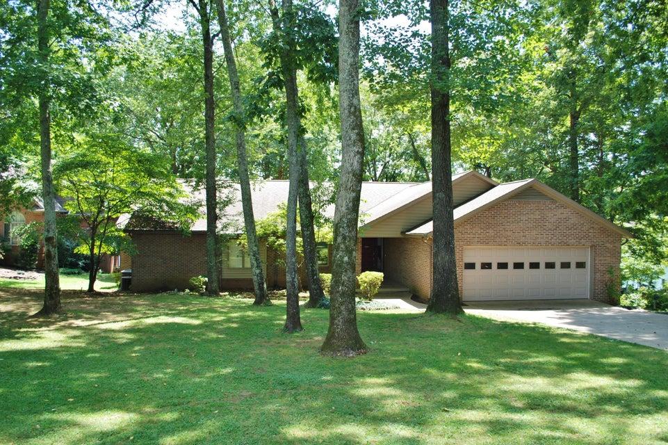 Частный односемейный дом для того Продажа на 131 Cheeskogili Way Loudon, Теннесси 37774 Соединенные Штаты