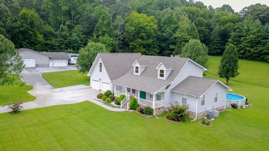 Single Family Home for Sale at 150 Goldenrod Lane Friendsville, Tennessee 37737 United States