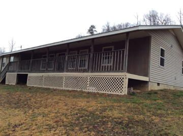 Single Family Home for Sale at 4141 Pleasant Grove Road Winfield, Tennessee 37892 United States